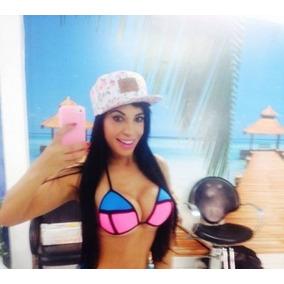 652812a45 Biquinis Blogueiras - Biquinis Feminino no Mercado Livre Brasil