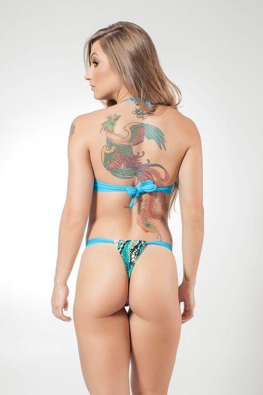 Micro bikinis hot models apologise, but