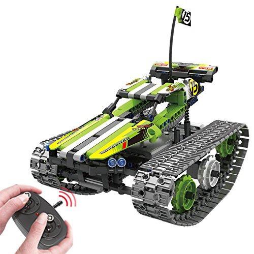 biranco. coche de control remoto para niños - rc racer de or