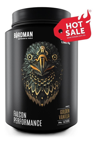 birdman falcon performance proteina vegetal premium 1.140 kg