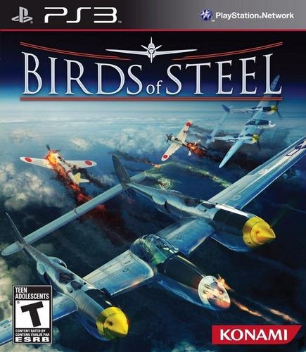 birds of steel fisico nuevo ps3 dakmor canje/venta