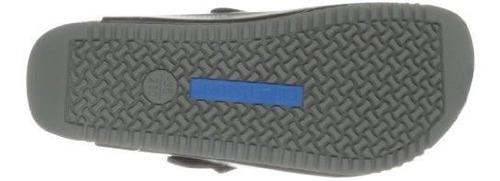 birkenstock boston zapato de trabajo unisex piel antidesliza