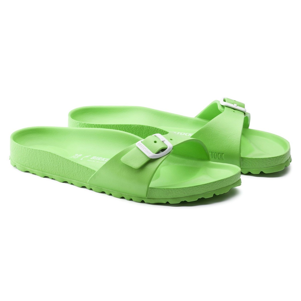 birkenstock sandália madrid eva narrow verde. Carregando zoom. d41e3149f51