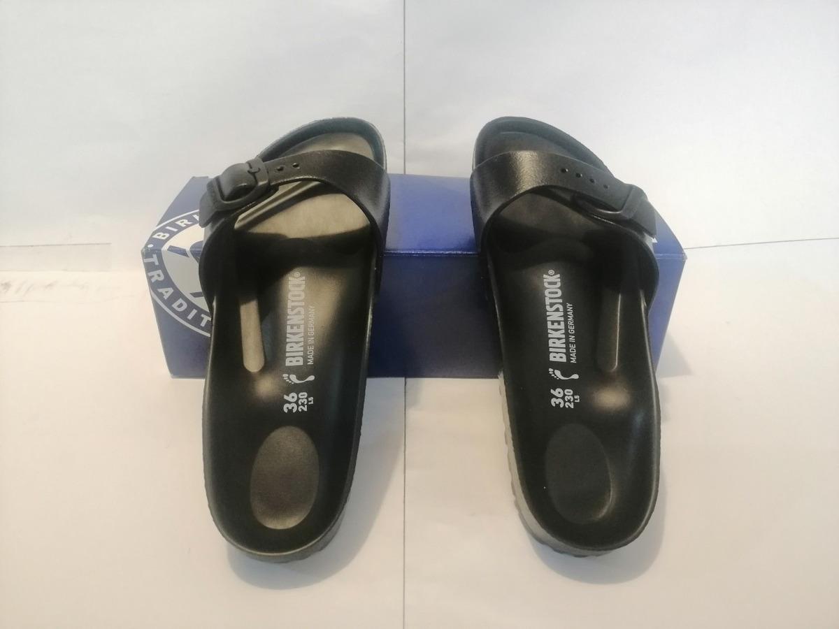 802c08ca birkenstock sandalias madrid eva color negro para mujer. Cargando zoom.
