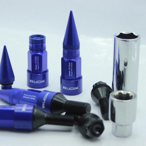 birlos azules blox originales 20 piezas vw chevy renault