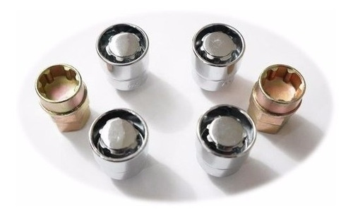 birlos de seguridad hummer h2 - envio gratis - premium