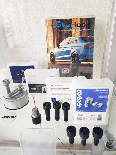 birlos seguridad mercedes clase g 500 limited envío gratis