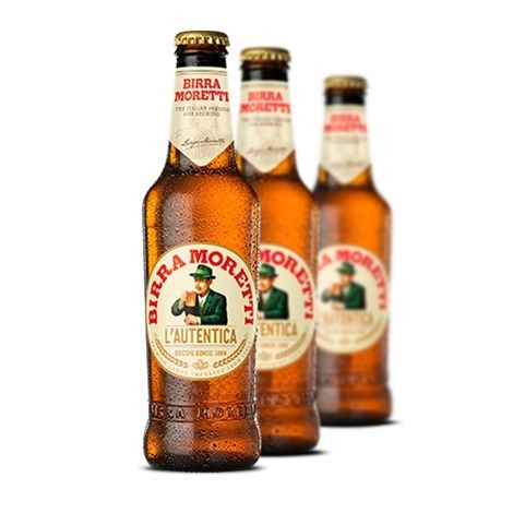 birra moretti 660ml cerveza moretti 660cc botella grande