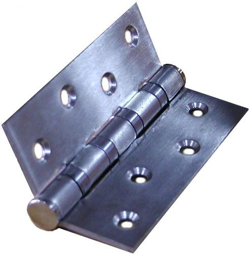 bisagra con ruleman de acero inoxidable 4 x 3 x 2.5 mm !