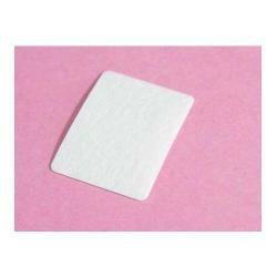 bisagra fibra de vidrio 25 x20x0,3 mm x 10 unds