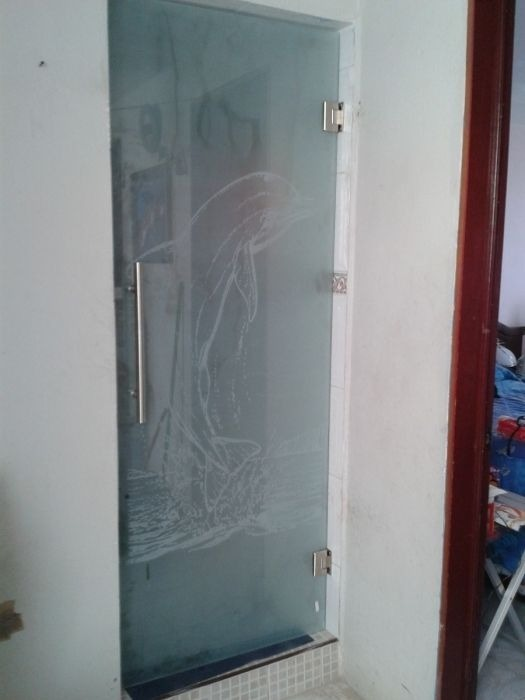 Bisagra muro cristal para cancel o puertas cristal for Puertas de cristal templado