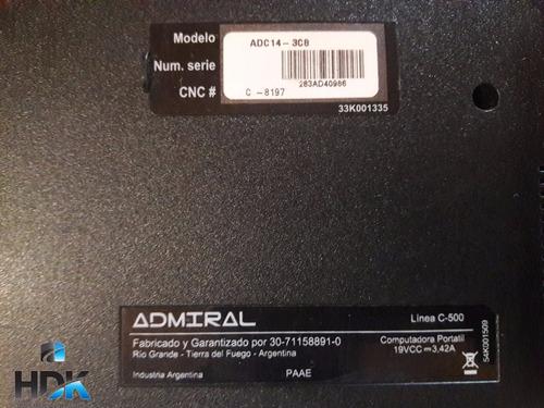 bisagras admiral c500 (adc14-3c8)