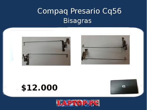 bisagras compaq presario cq 56