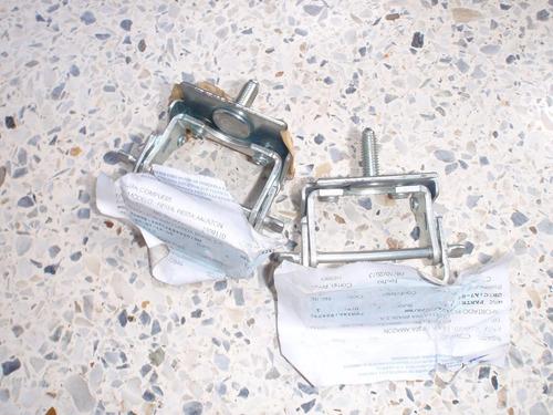 bisagras compuerta fiesta año 2004/12 nuevas original ford