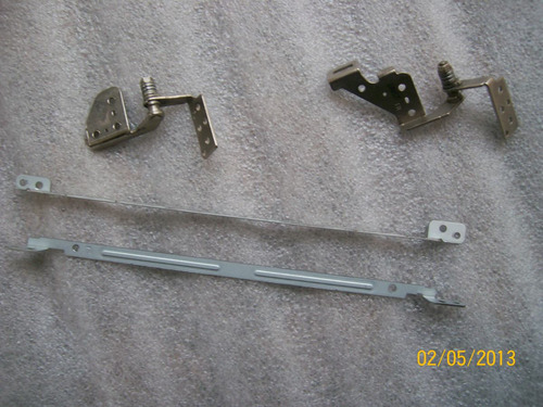 bisagras con postes para sony modelo pcg-21311u    vmj