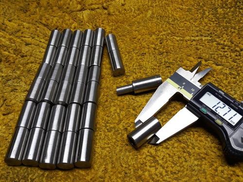 bisagras de acero inoxidable 1/2  barril tubular