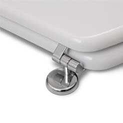 bisagras metalicas herrajes para tapa asiento de inodoro