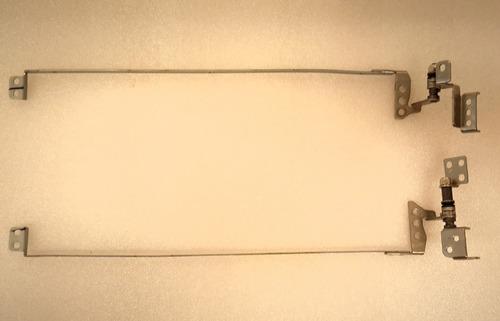 bisagras notebook lenovo g470 y g475 nuevas el par !!
