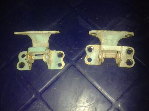 bisagras para puerta izquierda delantera de mitsubishi l300