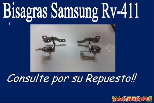 bisagras samsung rv-411