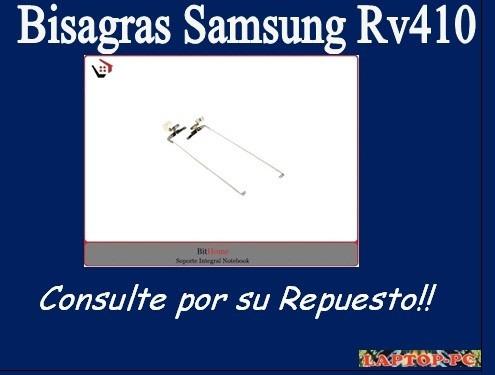 bisagras samsung rv415