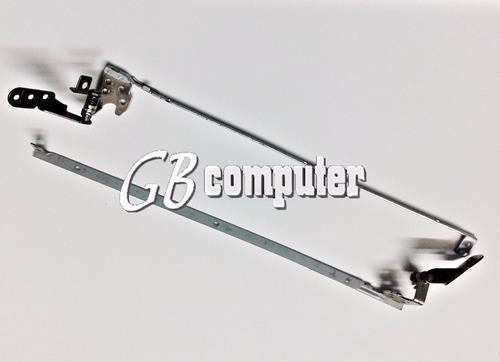 bisagras x2 notebook hp probook 4410s / 6055b0000101
