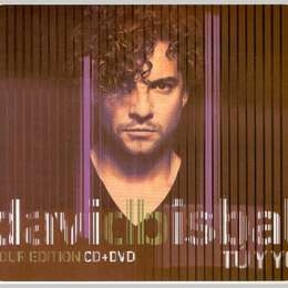 bisbal david tu y yo tour edition cd + dvd nuevo