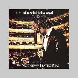 bisbal david una noche en el palacio real cd + dvd nuevo