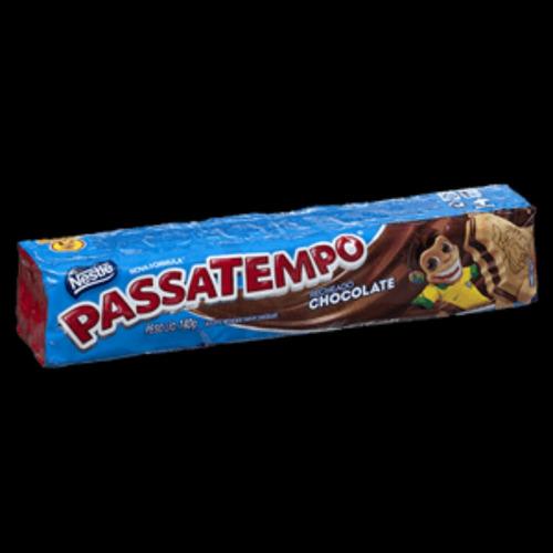 biscoito passatempo recheado sabor chocolate! super promoção
