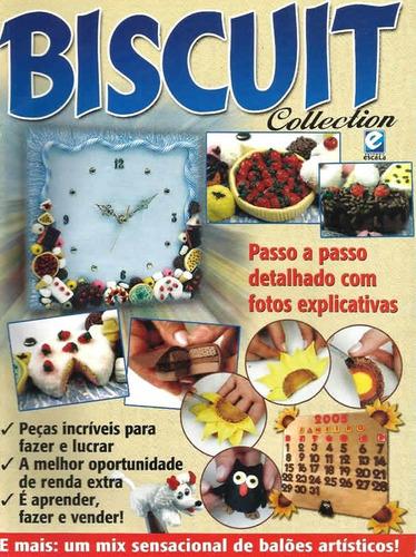 biscuit 5 revistas em uma só - veja descrição