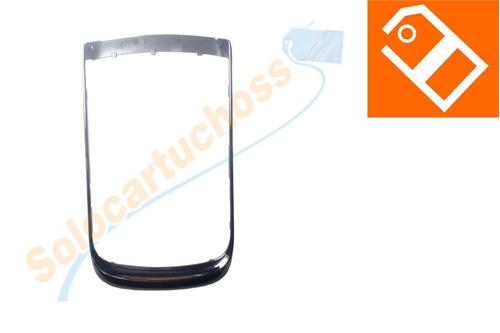 bisel bizel original blackberry 9800 torch  marco bb carcasa