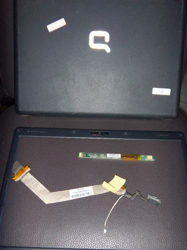 bisel de display compaq f700