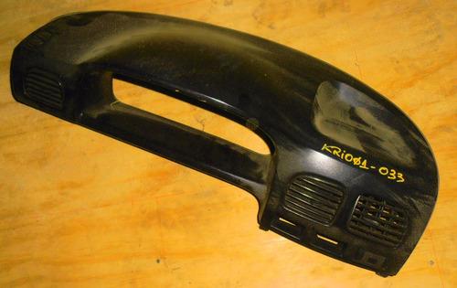 bisel de tablero de instrumentos kia rio año 2001 al 2003