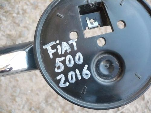 bisel delantero fiat 500 2016 con detalles - lea descripción