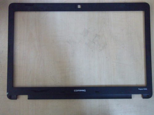 bisel frontal de laptop compaq cq56