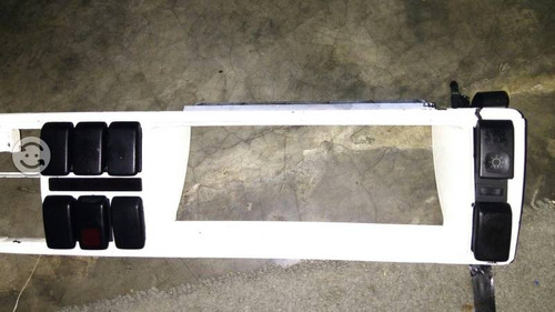bisel marco cluster velocimetro para jetta golf a2