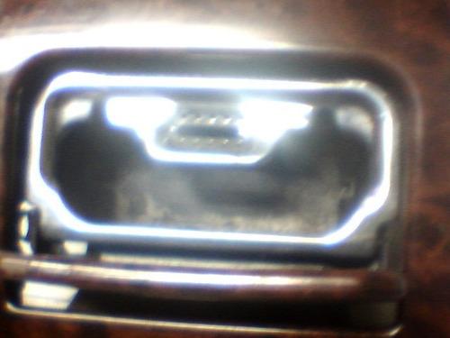 bisel  palanca de velocidades para peugueot 406 con cenicero