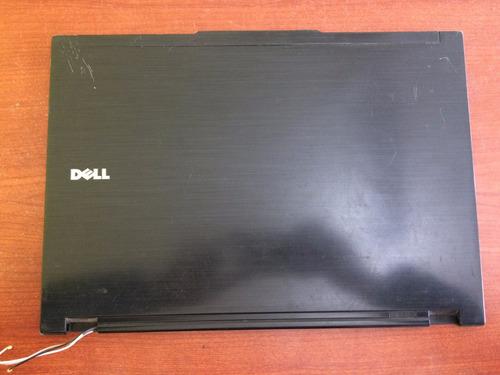 bisel, tapa de pantalla, ventilador y disipador dell e4300