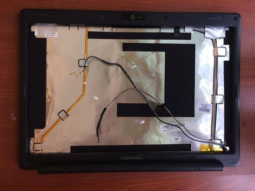 bisel y tapa de pantalla hp compaq f700