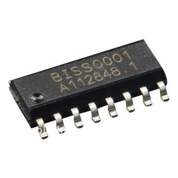 biss0001 infrared human body alert ic smd