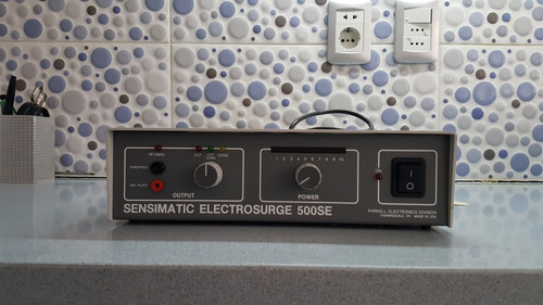 bisturí electrico