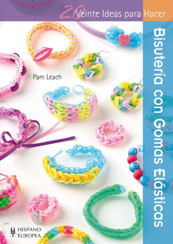 bisutería gomas elásticas(libro )