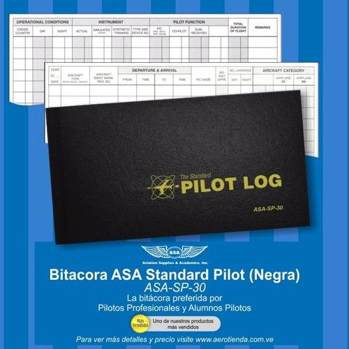 bitacoras de vuelo para pilotos profesional y alumno piloto