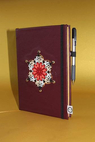 bitácoras/ libretas/ sketchbook personalizadas