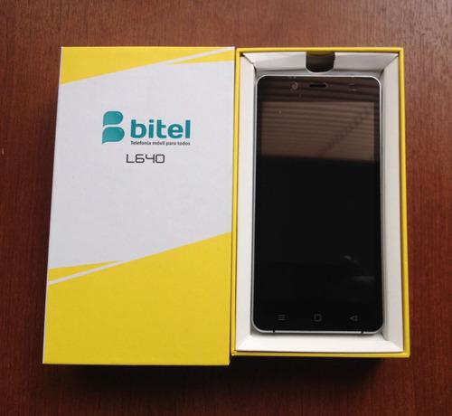 bitel l640 4g nuevo - modelo 2017