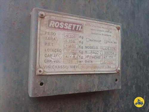 bitrem basculante rossetti 2012/2013