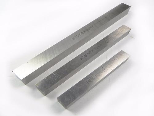 bits herramientas torno acero al cobalto 3/16 x 3/16 x 50mm