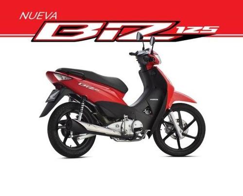 biz 125  - 0  km  - honda  - año 2017 -  new modelo