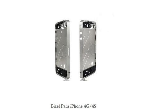 bizel para iphone 4g y 4s