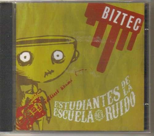biztec - estudiantes de... ( banda indie mexicana ) cd rock